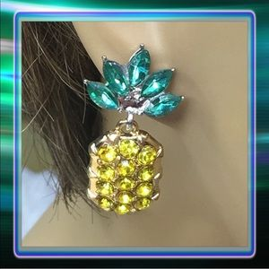 PINEAPPLE EARRINGS (E1)